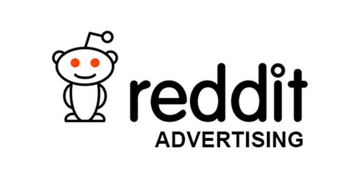 Reddit advertising logo