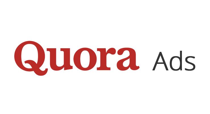 Quora advertising logo