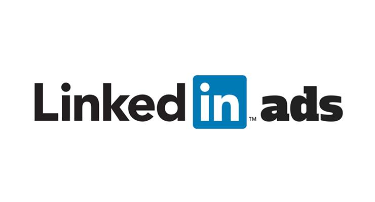 LinkedIn advertising logo
